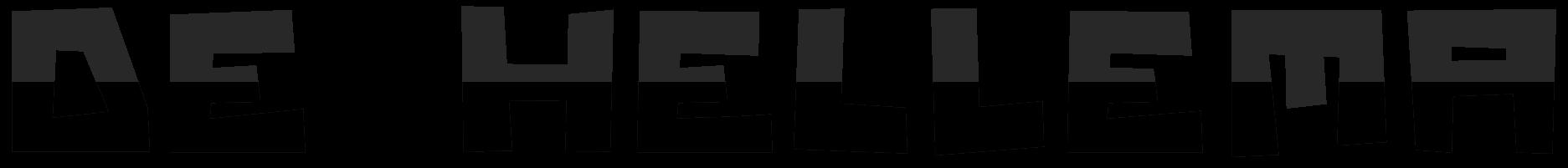 Broedplaats De Hellema Logo tekst